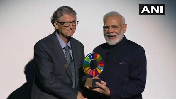 આ પણ વાંચોઃ સ્વચ્છ ભારત અભિયાન માટે પીએમ મોદીને મળ્યો ગ્લોબલ ગોલકીપર્સ અવોર્ડ