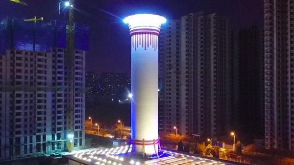 ચીનની જેમ સુરતમાં પણ એર પ્યૂરિફાયર ટાવર લાગશે, દરરોજ 1 લાખ લોકોને શુદ્ધ હવા મળશે
