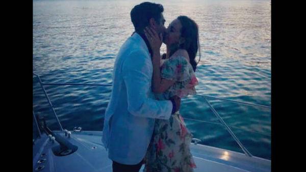 Evelyn Sharma Got Engaged On Saturday