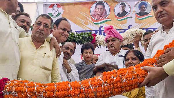Haryana Assembly Elections 2019: આ 40 સીટ પર કોંગ્રેસની સ્થિતિ ઘણી મજબૂત