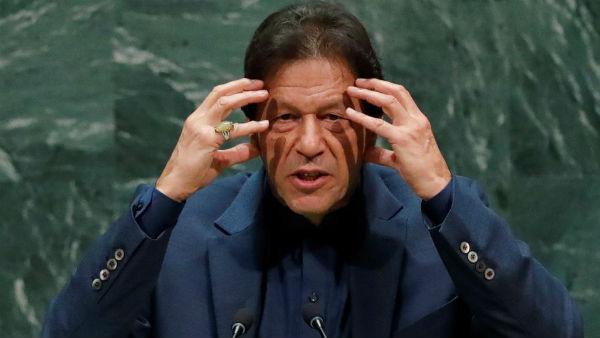 ઇમરાન ખાને ફરી કરી બકવાસ, કાશ્મીરીઓના હક માટે કોઇ પણ હદ સુધી જશે પાકિસ્તાન