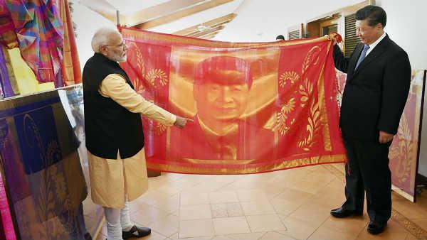 જિનપિંગ સાથેની મુલાકાત બાદ બોલ્યા મોદી, ભારત-ચીન વચ્ચે નવા યુગની શરૂઆત