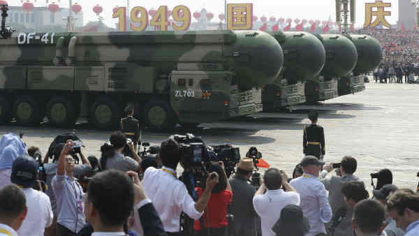 In Just 30 Minutes China S Missile Can Bring Destruction To America