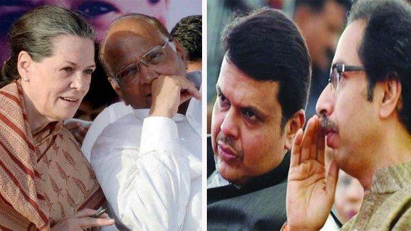 પશ્ચિમ મહારાષ્ટ્રમાં કોંગ્રેસ-NCPના જાદુને તોડવો BJP માટે પડકાર