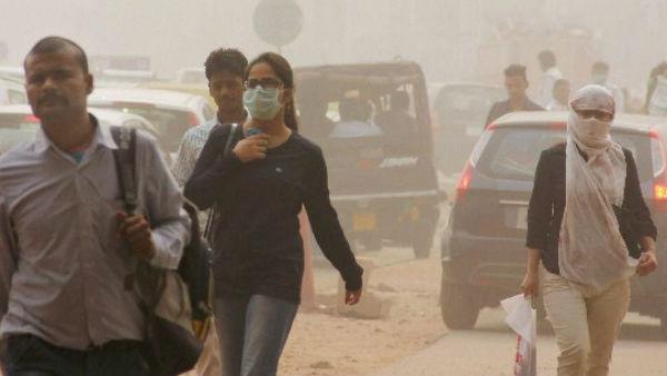 દિલ્હી-NCRમાં શ્વાસ લેવો મુશ્કેલ, AQI 300ને પાર પહોંચ્યો
