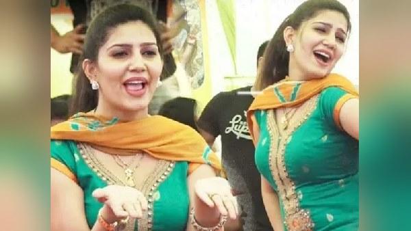 Sapna Choudhury Accused Of Cheating Fir