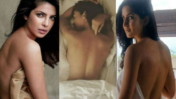 Bollywood Famous Celebrity Goes Topless