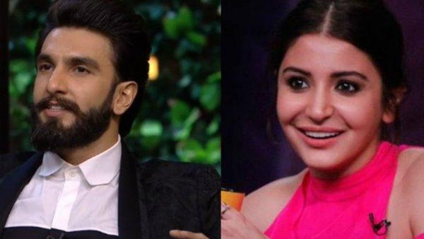 Anushka Sharma Scolds Ranveer Singh At Elle Beauty Awards Viral In Social Media