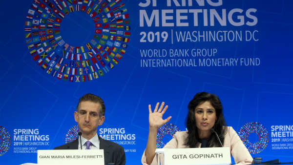 Indian Origin Imf Chief Economist Gita Gopinath Asks India To Cut Rates Revive Economy
