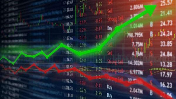 શેર બજારમાં જબરદસ્ત ઉછાળો, સેંસેક્સમાં રેકોર્ડતોડ તેજી, 12 હજાર પાસે પહોંચ્યો નિફ્ટી
