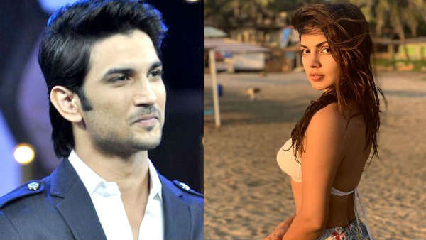 Sushant Singh Rajpoot Left Home And Arrives At Riya S House
