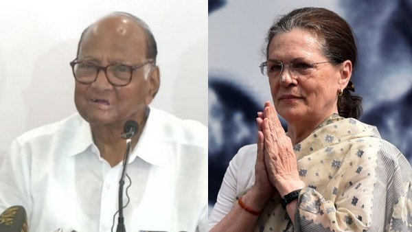 Sonia Gandhi And Sharad Pawar Will Meet Today To Explore The Feasibility Of Forming Government