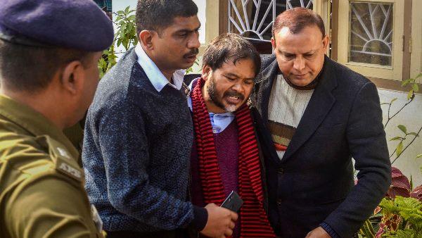 એક્ટિવિસ્ટ અખિલ ગોગોઈના ઘરે એનઆઈએના દરોડા, સીએએ વિરુદ્ધ પ્રદર્શન કરવા બદલ કરાઈ ધરપકડ