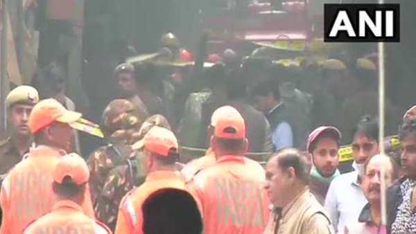 દિલ્હી અગ્નિકાંડમાં બિહારના 28 લોકોએ જીવ ગુમાવ્યા