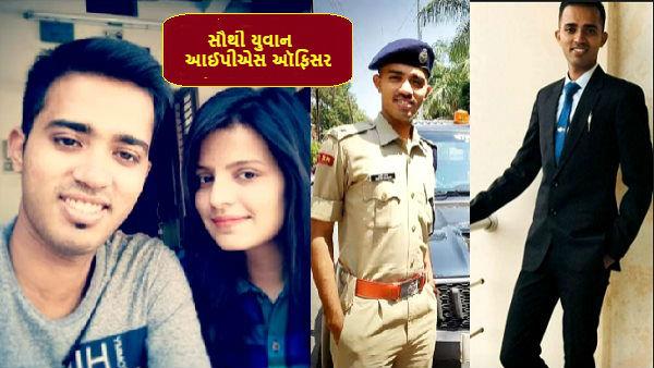 જામનગરઃ સૌથી યુવા IPSએ આજે ASPનો પદભાર સંભાળ્યો, સફળતાની કહાની જણાવી