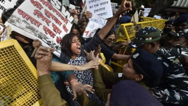 હૈદરાબાદ રેપ અને મર્ડર કેસનો આરોપી બોલ્યો- પીડિતાને જીવતી સળગાવી હતી