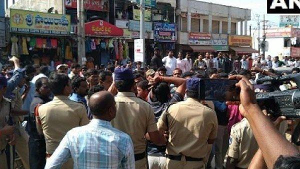 હૈદરાબાદ ડૉક્ટર રેપ અને હત્યા કેસમાં પીડિતાના પતિએ પોલીસ પર લગાવ્યો ગંભીર આરોપ