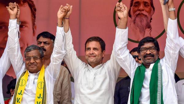 <br>આ પણ વાંચોઃ Jharkhand Election Result 2019 Live: ટૂંક સમયમાં જ જાહેર થશે ઝારખંડની ચૂંટણીના પરિણામો