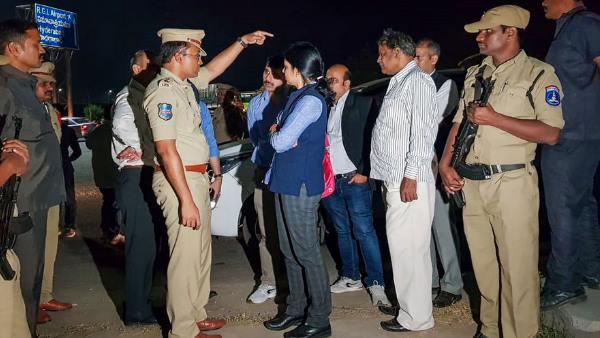 હૈદરાબાદ એન્કાઉન્ટર કેસ: પોલીસે NHRCને સોંપ્યો રીપોર્ટ