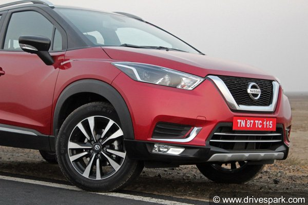 Nissan Kicks Spy Pics Update Features Details Read In Gujarati