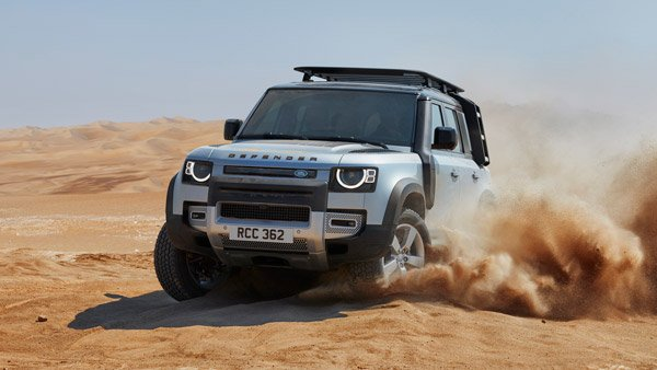 New Land Rover Defender India Launch Confirmed Next Year Details