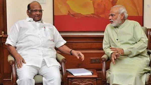 આ પણ વાંચોઃ શરદ પવારઃ PM મોદી ઈચ્છતા હતા અમે સાથે મળીને કામ કરીએ, પરંતુ મે પ્રસ્તાવ ઠુકરાવી દીધો