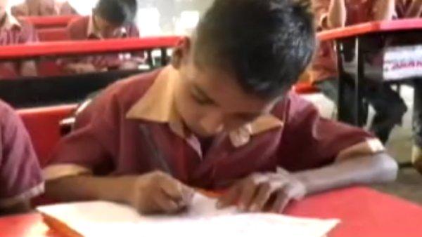 9 વર્ષના બાળકનો નિબંધ વાંચીને ભાવુક થયા ટીચર્સ, મંત્રીએ કર્યુ આ એલાન