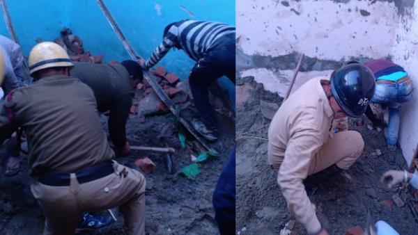 દિલ્હી: ભજનપુરામાં કોચિંગ સેન્ટરની છત પડી, ઘણા વિદ્યાર્થીઓ ફસાયા હોલાની આશંકા