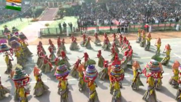 garba rajpath