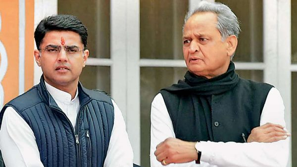 Rajasthan S Gehlot Government Passes Proposal Against Caa T