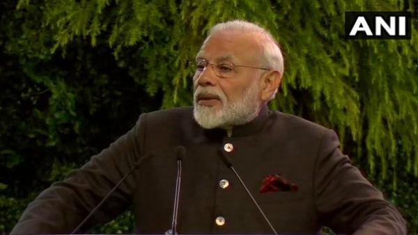 ગુજરાતમાં પીએમ મોદીએ ત્રીજી બટાટા સંમેલનને સંબોધિત કરી