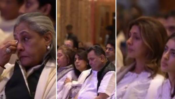 Video: ઋતુ નંદાની શોક સભામાં ગવાયુ રાજ કપૂરનુ ગીત, દરેક જણ થયા ભાવુક