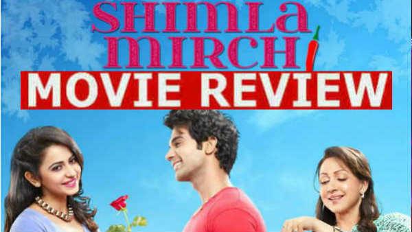 Shimla Mirchi Movie Review And Rating