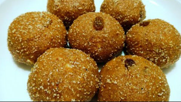 Makar Sankranti Prepare Home Made Ladoo Of Tal Here Is Easy Recipe