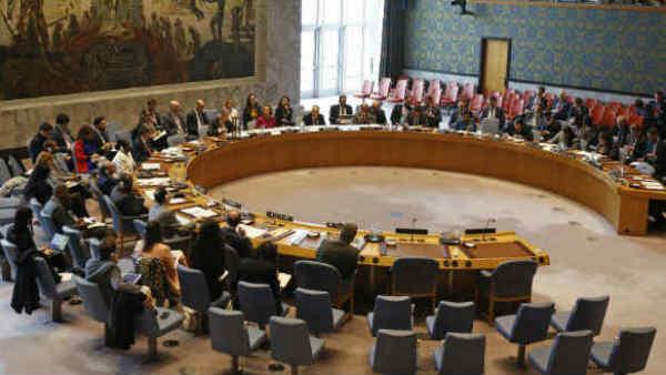 ચીનની ભલામણ પર કાશ્મીર મુદ્દે ફરી UNSCમાં બંધ બારણે બેઠક