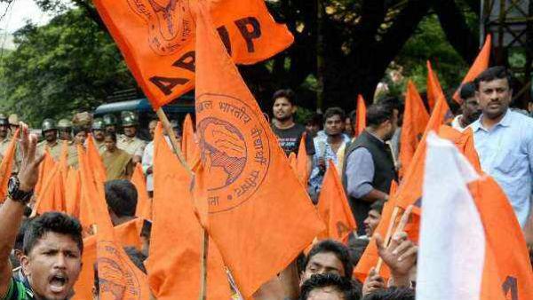 ગુજરાતની કેન્દ્રીય વિશ્વવિદ્યાલયની છાત્ર ચૂંટણીમાં ABVP બધી સીટો પર હારી