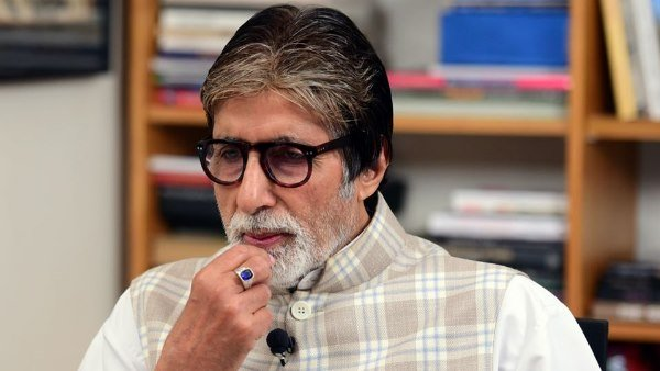 Amitabh Bachchan Writes Emotional Post On Facebook After Feeling Trouble In Eye