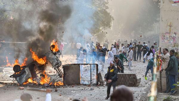 દિલ્લી હિંસામાં 82 લોકોને ગોળી વાગી, 350 કારતૂસ થયા મળ્યા
