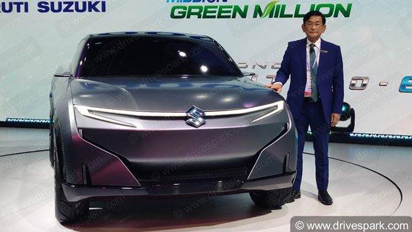 Auto Expo Day 1 Maruti Suzuki Showcase These Models