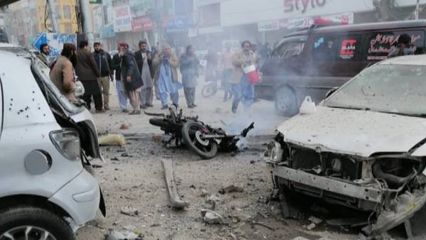 પાકિસ્તાન: ક્વેટામાં પ્રેસ ક્લબ પાસે વિસ્ફોટ, 7 લોકોનાં મોત