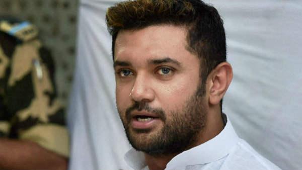 દિલ્હીમાં ભડકાઉ ભાષણ આપનાર ત્રણેય નેતાઓ પર ભાજપ એક્શન લેઃ ચિરાગ પાસવાન