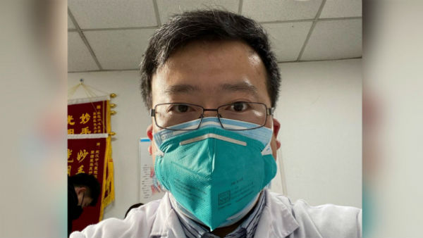 આ પણ વાંચોઃ કોરોના વાયરસથી ચીની ડૉક્ટરનું મોત, સૌથી પહેલા આ બીમારીને લઈ સચેત કર્યા હતા
