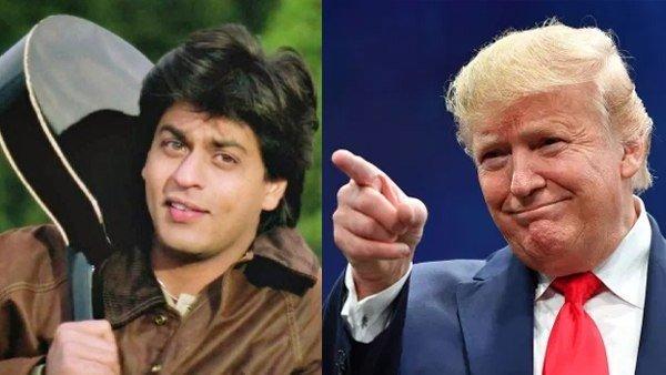 Namaste Trump: ડોનાલ્ડ ટ્રમ્પે કર્યો આ બે ભારતીય ફિલ્મોનો ઉલ્લેખ, કહી આ વાત
