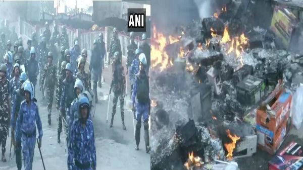 દિલ્હીની હિંસામાં 9 લોકોનાં મોત, પત્રકારને મારી ગોળી