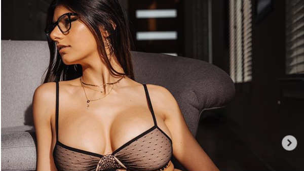 Mia Khalifa S Never Seen Hot And Bold Video Watch It