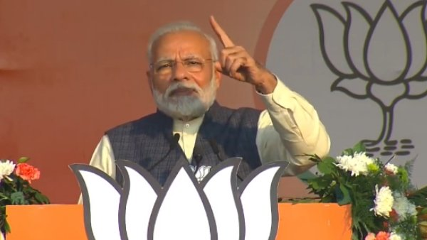 આ પણ વાંચોઃ Delhi Assembly Elections 2020: PM મોદીએ દિલ્લીના યુવાનોને કરી ખાસ અપીલ