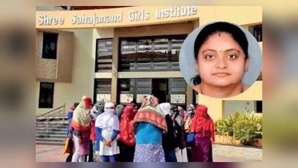 SSGI કોલેજની 68 વિદ્યાર્થીઓના કપડા ઉતરાવાયા, CMએ કહ્યું કરાશે કડક કાર્યવાહી