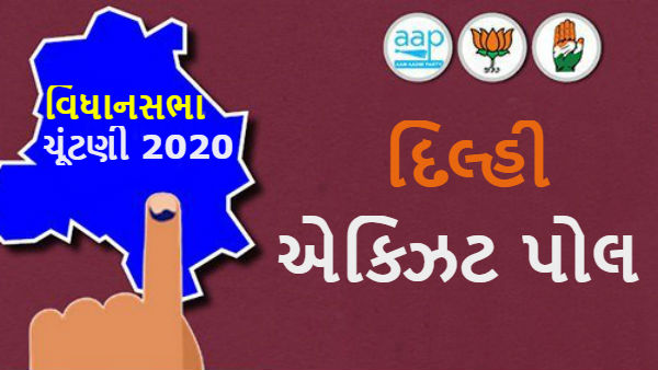 Delhi Exit Poll Results 2020: કેજરીવાલની બનશે સરકાર પણ સીટમાં ઘટાડો