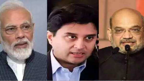MPમાં મોટી ઉલટફેરઃ પડી શકે છે કમલનાથની સરકાર, PM મોદીને મળ્યા સિંધિયા