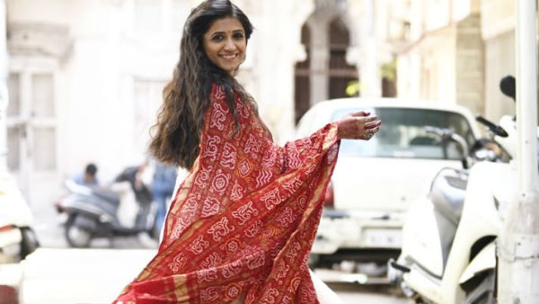 Gujarati Actresses Traditional Look Will Amaze You